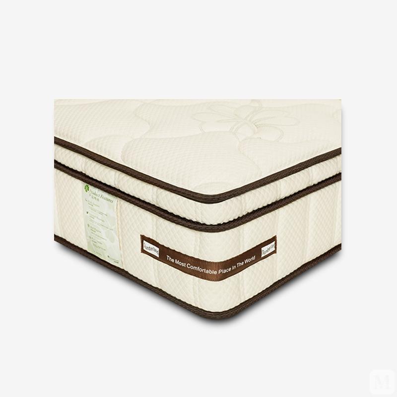 斯林百兰 床垫 自然舒睡活力版