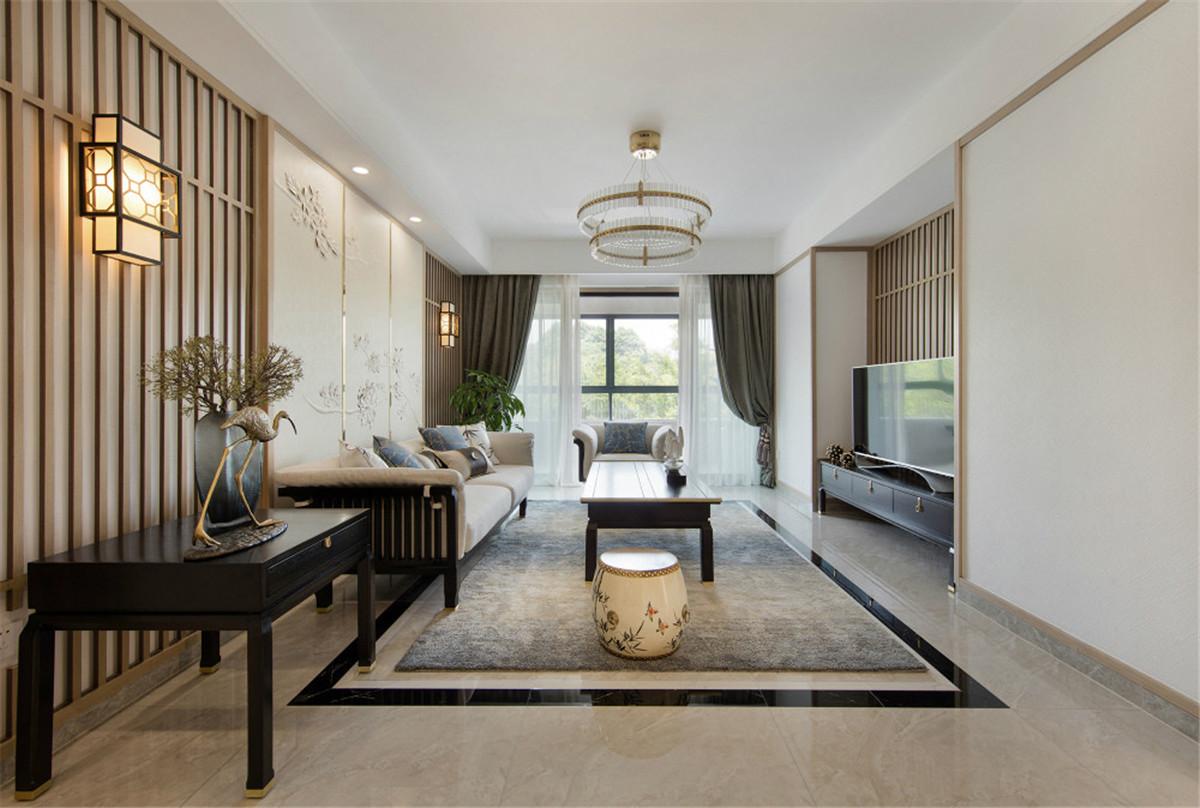 新中式舒适家居环境