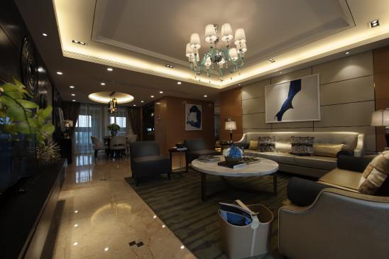 豪华、优雅、和谐、舒适的简欧风格