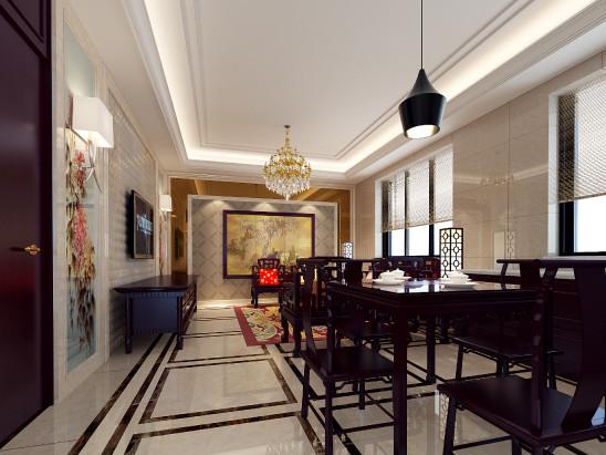 三迪国际公馆中式奢华美宅