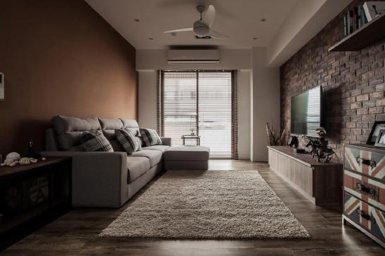 混搭风格公寓设计