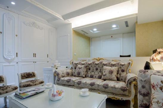 新古典轻奢主义一居室