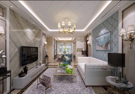 现代简约的家居室