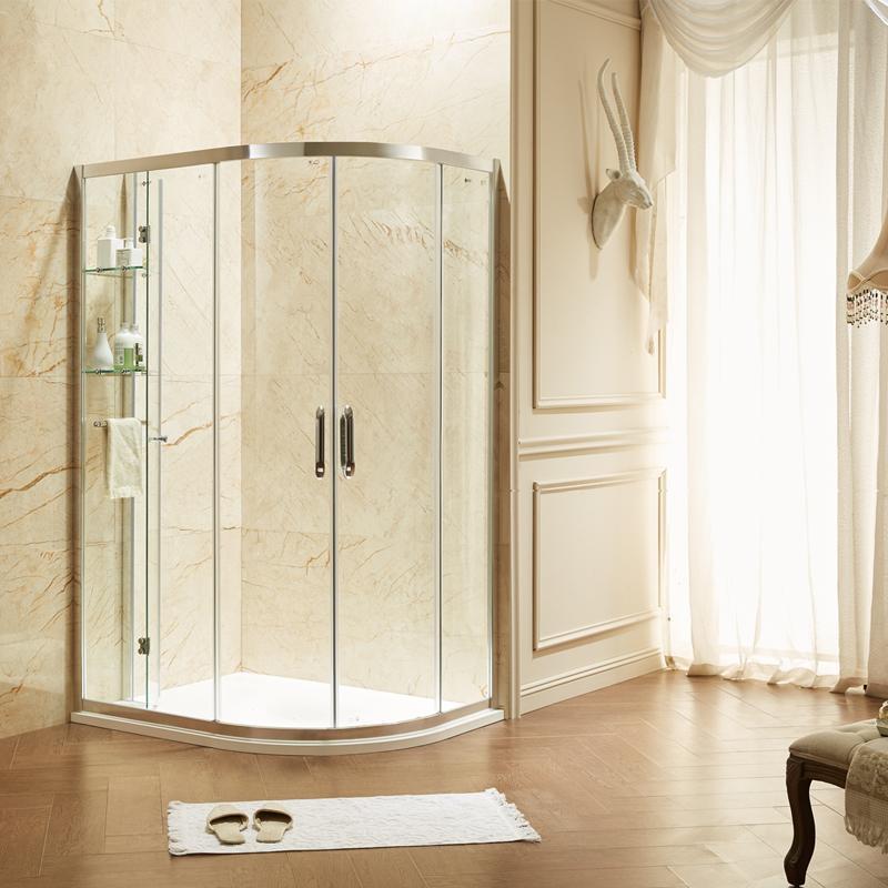 圆弧淋浴房