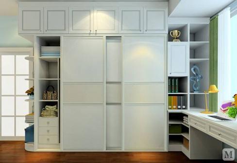 衣柜效果图大全 简约衣柜营造好居家环境图片