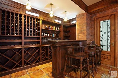 家装酒柜效果图 美式酒柜有哪些造型-红星美凯龙资讯网