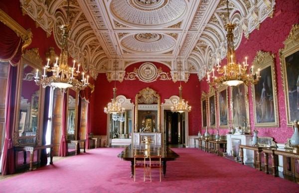 从英女王的寝宫装修,看英式新古典的前世今生