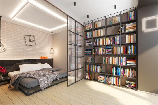 混搭个性小型公寓