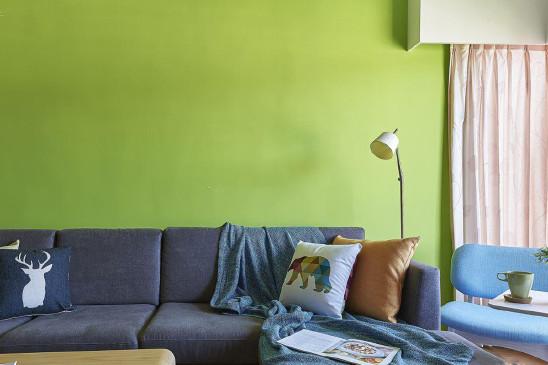 混搭风二居室风格设计