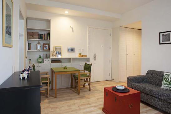 混搭设计小公寓装修