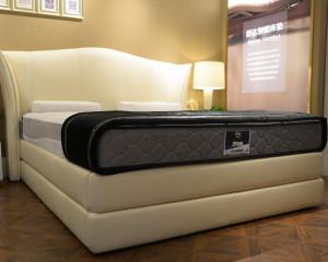舒达 床垫 妙而扣连锁弹簧,创新五区设计,边缘加固系统,梦幻海绵 吉维尼