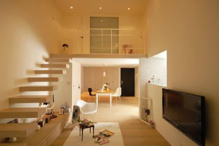 小平米loft公寓