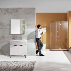 法恩莎 浴室柜(含浴室镜、侧柜) 法恩莎卫浴 FPG3647-B