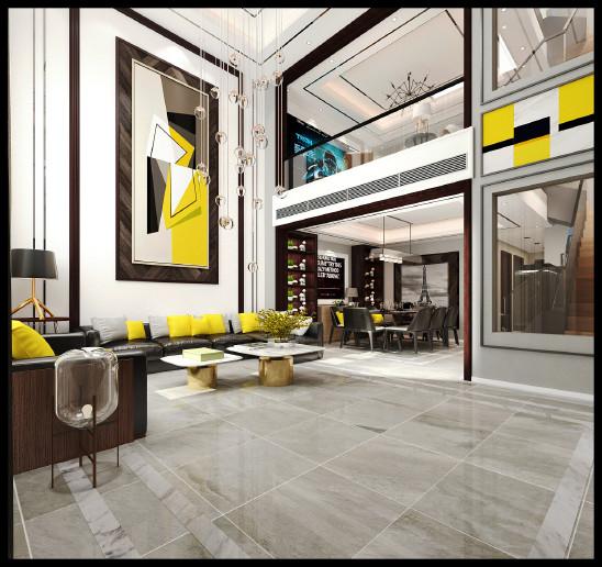 时尚新中式,最美别墅装修设计