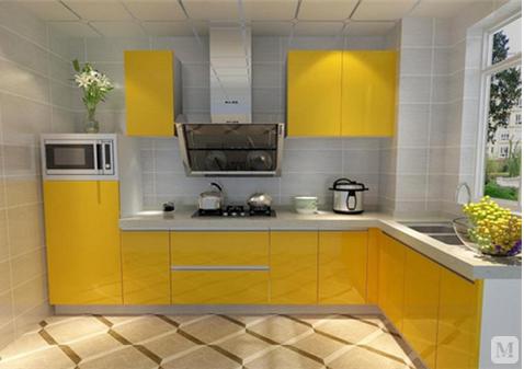 小厨房装修效果图大全,有哪些好的设计方案呢