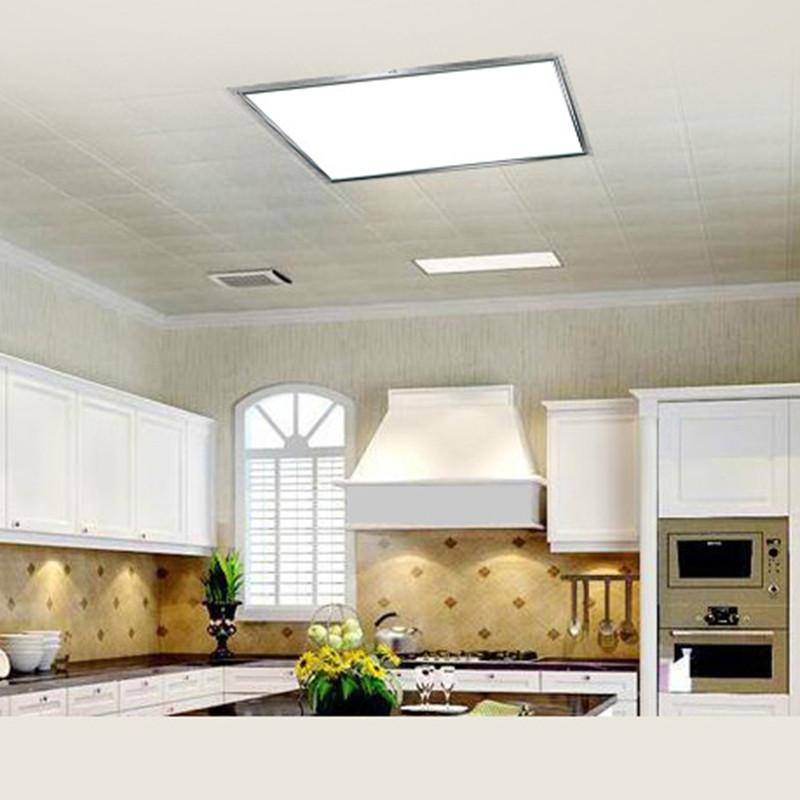 雷士照明集成吊顶led平板灯铝扣板面板厨房厨卫嵌入式超薄