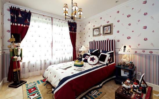 北欧风格三居室