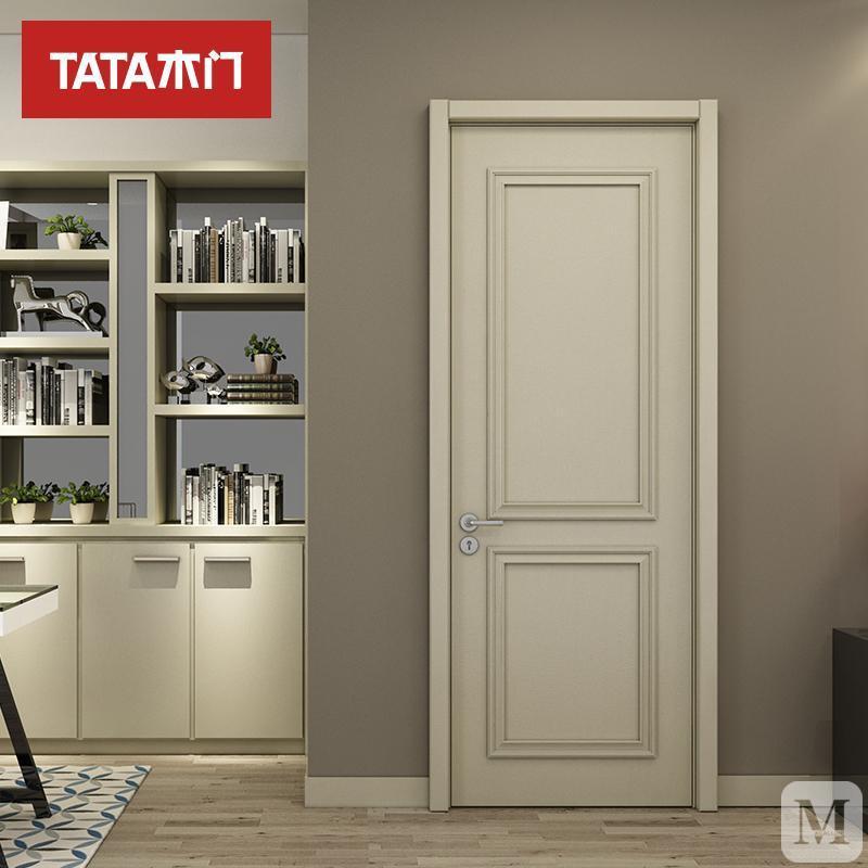 TATA 实木复合门(含门套、不含五金件) @045P