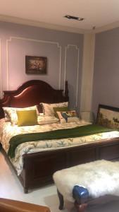 美墅 床 适合所有家装风格 简美 斯林普斯 MA8501CA