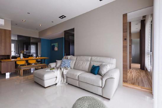 喜欢原木质感的家具,让家多一些自然气息