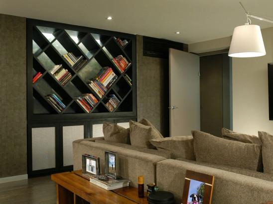 现代高级公寓