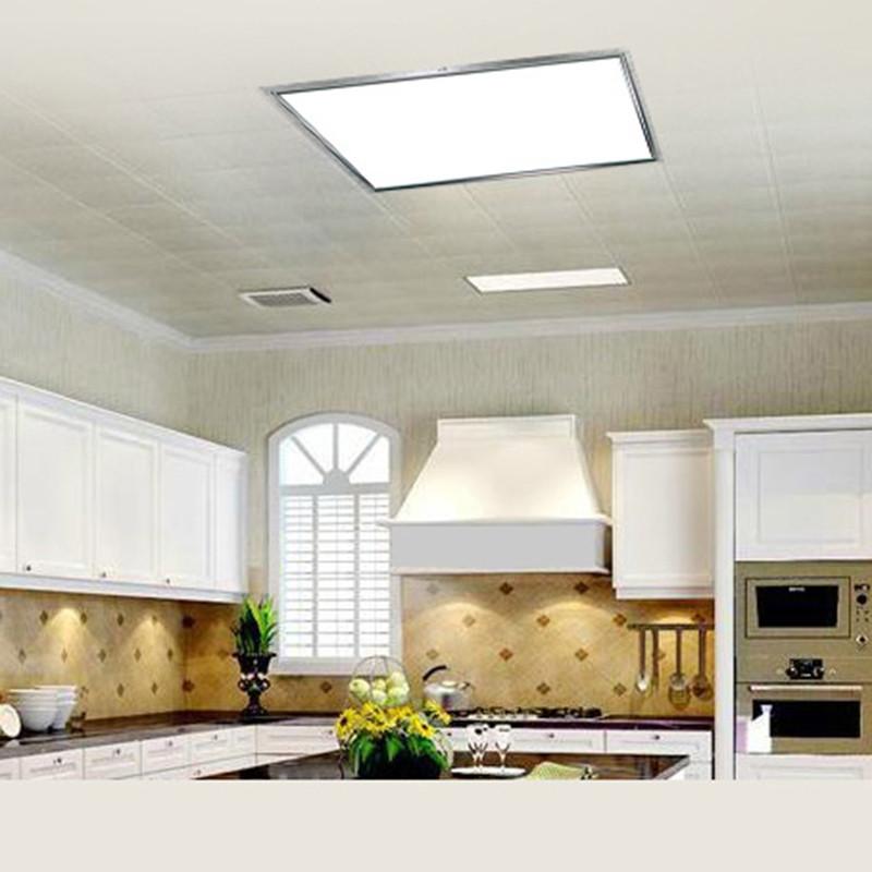 雷士照明 集成吊顶LED照明灯 集成吊顶灯 厨卫超薄LED平板灯