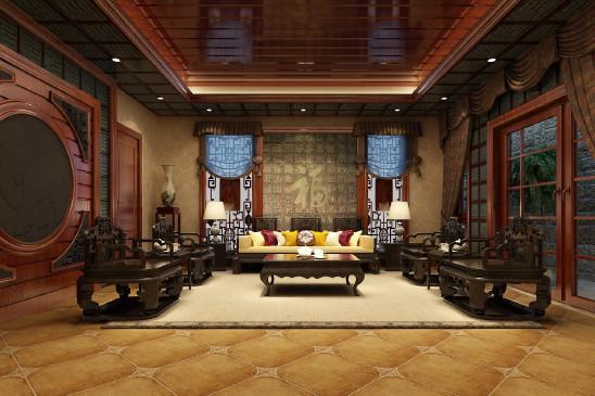 中海尚湖世家的装修