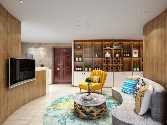 黄山湖公寓 现代简约