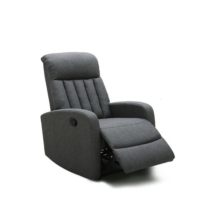 顾家家居单人欧式简约阳台布艺懒人沙发