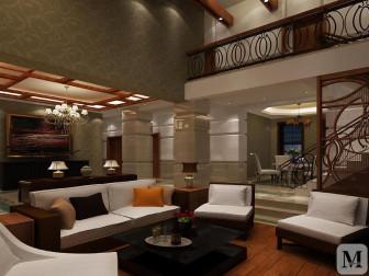上京国际别墅-风水豪宅