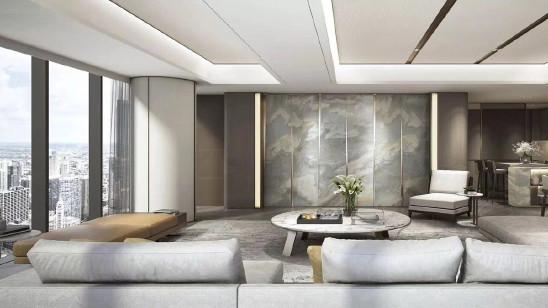 现代奢华风,一个低调奢华有内涵之家