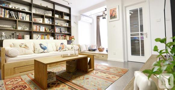 超小户型设计特点详解,主要是沙发床