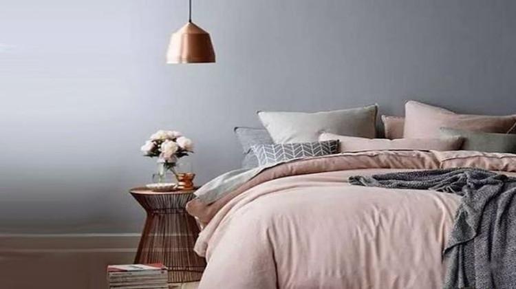 小长假出去人挤人,不如学这3招卧室配色法,舒服宅在家