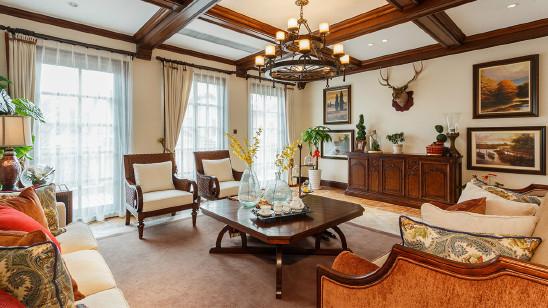 310平美式别墅