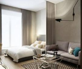卧室隔断效果图  四种常见的隔断设计