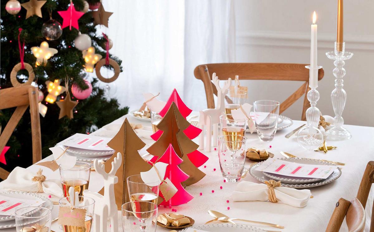 Merry Christmas!浓情圣诞餐桌布置指南