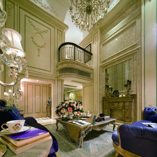 法式别墅6