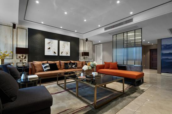 现代新中式家装