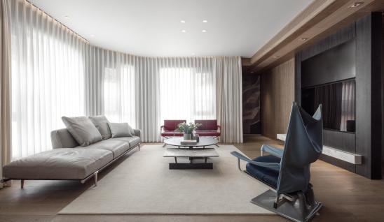台式现代,打造舒适空间