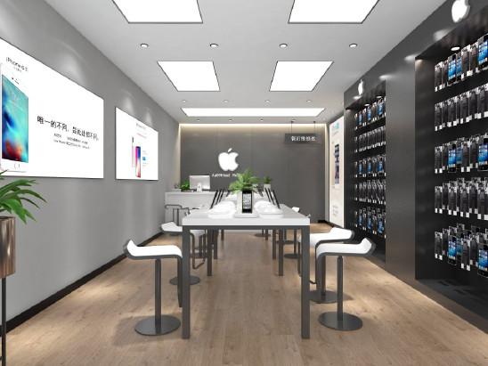 新天地苹果手机体验店