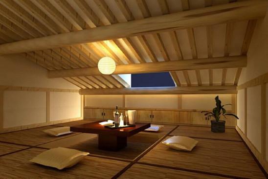 两室榻榻米房