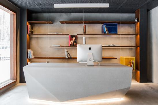 金属元素-办公空间
