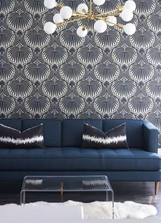 设计师不外传的10个墙纸搭配技巧